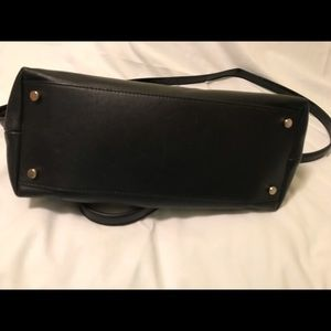 Black Kate Spade Purse.